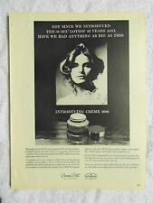 1970 Magazine Advertisement Page For Bonne Bell Creme 2000 Cosmetics Woman Ad