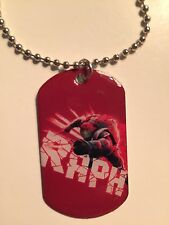 TMNT Out of the Shadows Raphael Dogtag