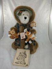 Boyds Bears Fern Woodsbeary & Wuzzles Plush Lot Stuffed Animal Toy