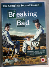 Breaking Bad The Complete Second Season 4 Disc Set Dvd