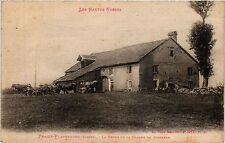 CPA  Les Hautes Vosges -Fraize Plinfaing (Vosges) -La ferme de la Chaume(455740)