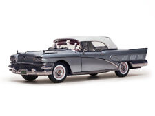 1958 Buick Riviera Limited Silver 1:18 SunStar 4816