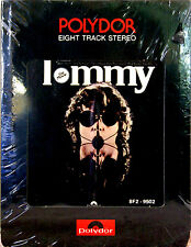 TOMMY Original Soundtrack Recording  NEW SEALED 8 TRACK CARTRIDGE