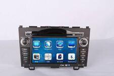 AUTORADIO MONITOR,NAVIGATORE GPS PER HONDA CRV 2007-2011 DVD BLEUTOOTH