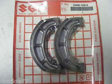 machoires de frein  arriere SUZUKI  AN 125  95/00   AP 50  96/98 piece d'origine