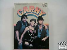 Carny (VHS) Large Case Gary Busey Jodie Foster 1980