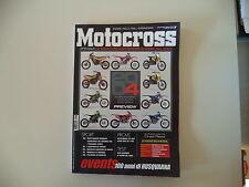 MOTOCROSS 7/2003 HUSQVARNA WRE 125/ATV ADLY 50/E-TON YUKON 150/BMW R 1150 GS 2
