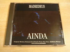 CD / MADREDEUS - AINDA / ORIGINAL MOTION PICTURE SOUNDTRACK