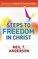 Steps to Freedom in Christ (Freedom in Christ Course),Neil L. Anderson