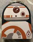 Star Wars BB-8 LUNCH BOX The Force Awakens Tin Box Company Astromech Droid!