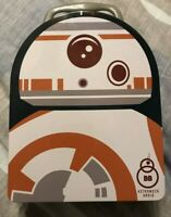 Star Wars BB-8 LUNCH BOX The Force Awakens Tin Box Company Astromech Droid!
