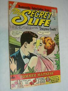 My Secret Life #35 VG A genuine proposal