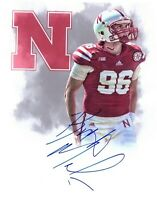Brett Maher Nebraska Cornhuskers Autographed signed 8x10 football Photo Cowboys