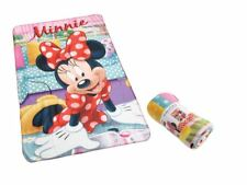 Disney Minnie Mouse Soft Fleece Warm Winter Blanket 150x100cm