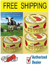 Red Feather 3 Cans  Canned Pure Creamery butter 3 Cans  emergency camping food
