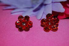 Handmade Cubic Zirconia Alloy Costume Earrings