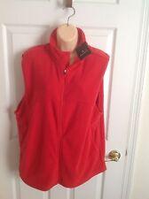 Page & Tuttle men's golf vest full zip Nwt size L style P1000 Msrp $49
