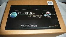 POSSIBLE  DREAMS - Flights of Fancy - Mobile - SANTA ON THE WING - NEW in BOX!