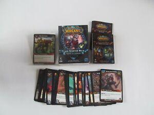 Class Starter Deck Night Elf Rogue 2013, World of Warcraft WOW, TCG