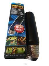 Exo Terra Night Vision Heat Lamp, Screw Fit (ES) 15W