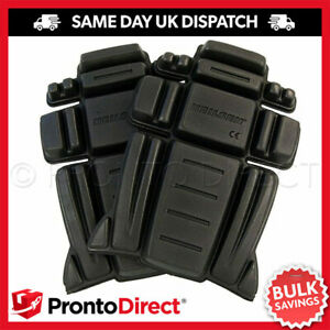 Knee Pad Inserts For Work Trousers Knee Guard Safety Foam Protectors 1 Pair