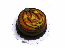 Halloween Cake Face Pumpkin Dollhouse Miniatures Food Bakery Holiday Season 15
