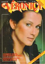 VERONICA 1983 nr. 32 - VERONICA HAMEL / BERDIEN STENBERG / LAURANCE OLIVIER
