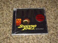 SHADOWS FALL - OF ONE BLOOD NEW/SEALED OG PRESSING CD! HEAVY/THRASH/MODERN METAL
