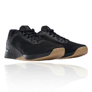 Reebok Mens Nano X1 Training Gym Fitness Shoes Trainers Sneakers Black Sports