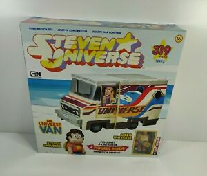 Steven Universe Mr Universe Van Mcfarlane Construction Sets 319 Pcs 12895 New