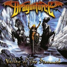 DragonForce - Valley of the Damned [New CD] Argentina - Import