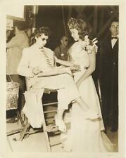 JANE POWELL-ORIGINAL PHOTO-CANDID-VERY EARLY