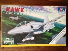 British Aerospace Hawk T. Mk 1/51/66 - ITALERI - 186 1/72 Kit Plastique