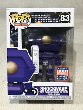 Funko Pop! Transformers Shockwave #83 Limited Edition 2021 Summer Chase IN HAND!