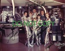 Lost in Space 11 x 14 Autographed Cast Photo - Original