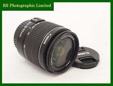 Canon EFS 18-55mm f3.5-5.6 III EOS lente, STOCK N. u7796
