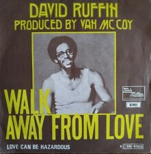 "David Ruffin - Walk Away From Love - Vinyl 7"" 45T (Single)"