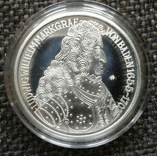 Medaille 5 DM - Markgraf von Baden, Neu