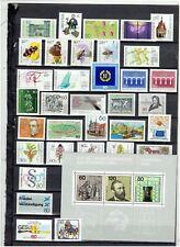 BUNDES REPUBLIEK Complete jaar uitgave 1984 POSTFRIS MNH