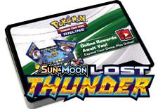 50 Sun & Moon LOST THUNDER PTCGO Pokemon TCG Online Booster Codes STOCK READY!!!