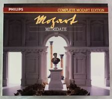 Classical CD Box Set / Mozart Mitridate Complete Mozart Edition Philips
