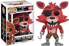 Five Nights at Freddys Foxy The Pirate Pop Vinyl Figure Funko 111