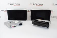 BMW 5er G30 G31 6er G32 TV SATZ MONITOR DVBT-T2 USB MONITOR TV DISPLAYS SET