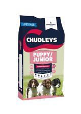 Chudleys Puppy Junior Hypoallergenic Dry Puppy Food Rich in Chicken & Duck 12 kg