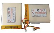 3.7V 2200 mAh Polymer replacement Li Battery Lipo For ipod GPS Tablet PC 605060