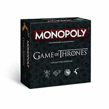 Monopoly Game Of throne Collectors Edition