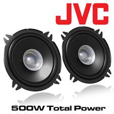 """Mercedes Viano 2003> JVC 5.25"""" 13cm Dual Cone Coaxial Front Door Speaker 500W"""