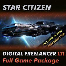 Star Citizen - Package - Digital Freelancer LTI - SC+SQ42 - RARE