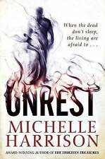 Unrest by Michelle Harrison New Book