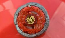 HASBRO Beyblade Metal Fury Fight Jade Jupiter Red-Orange 130B RARE 2-PACK